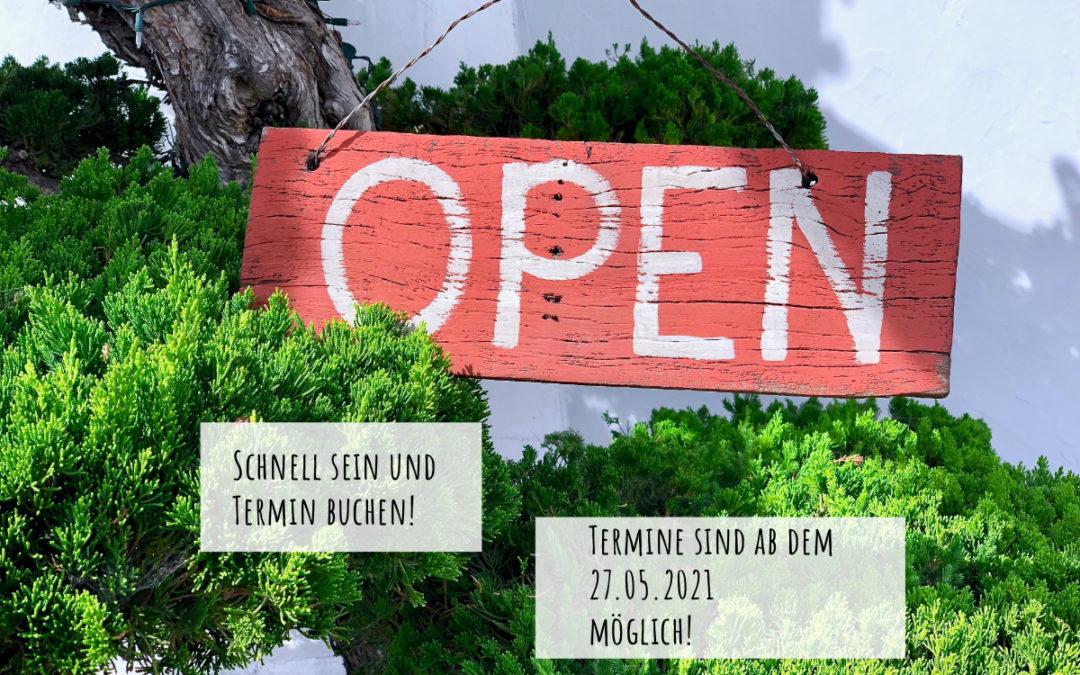 Reopening Mai